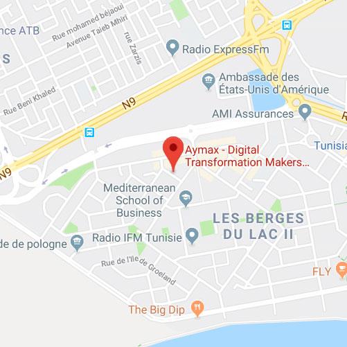 Adresse Tunis